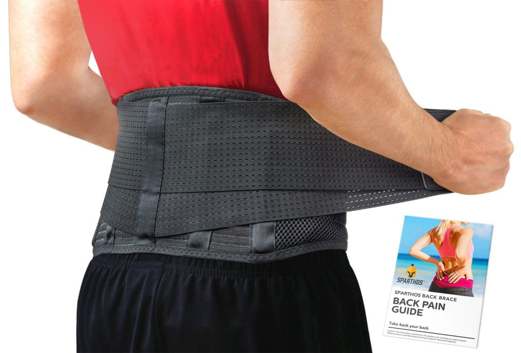 Breathable Mesh Design with Lumbar Pad