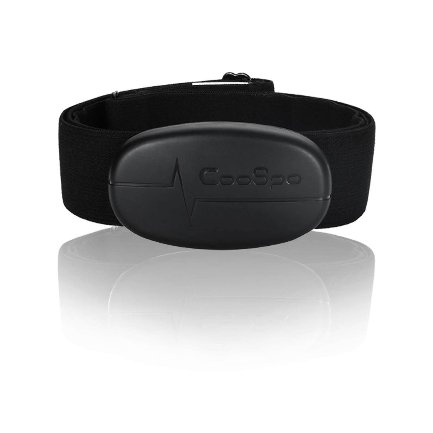 CooSpo Fitness Tracker Ant+ Heart Rate Monitor