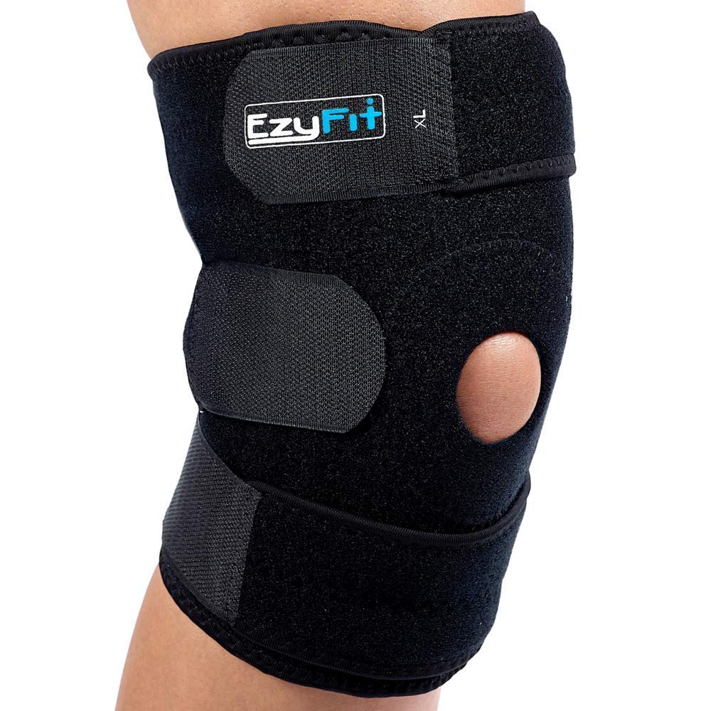 Best Overall: EzyFit Knee Brace Support for Arthritis