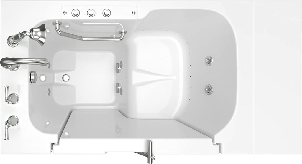 American Standard Therapeutic Walk-In Tub  at Amazon