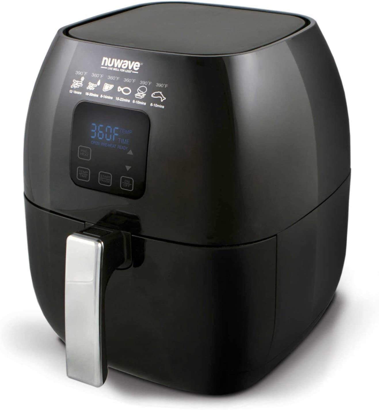 Our Rated #3  - NuWave Air Fryer