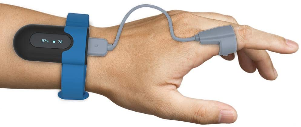 The Overnight Wrist Oxygen Monitor