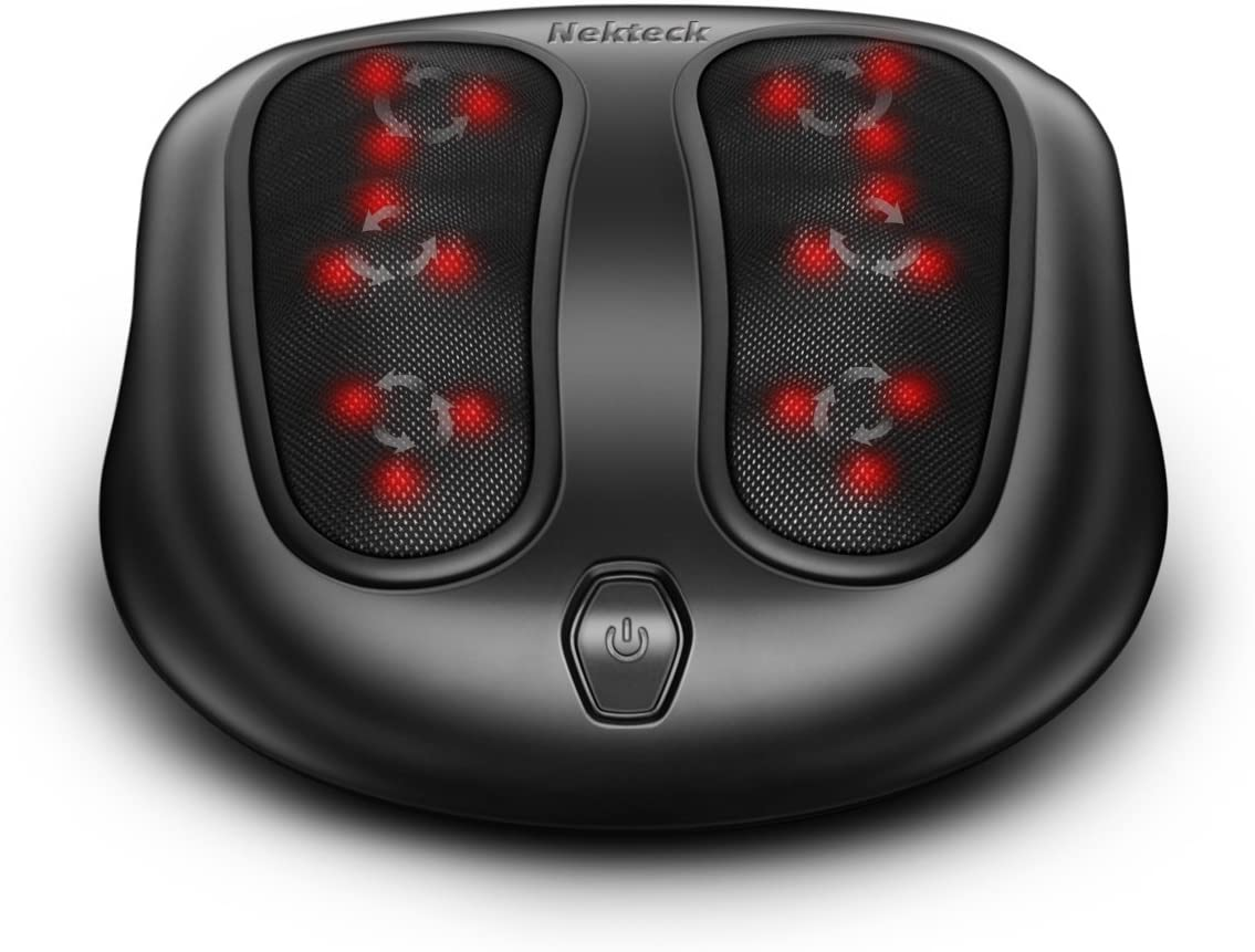Our Rated #4 – Nekteck Foot Massager for Planter Fasciitis