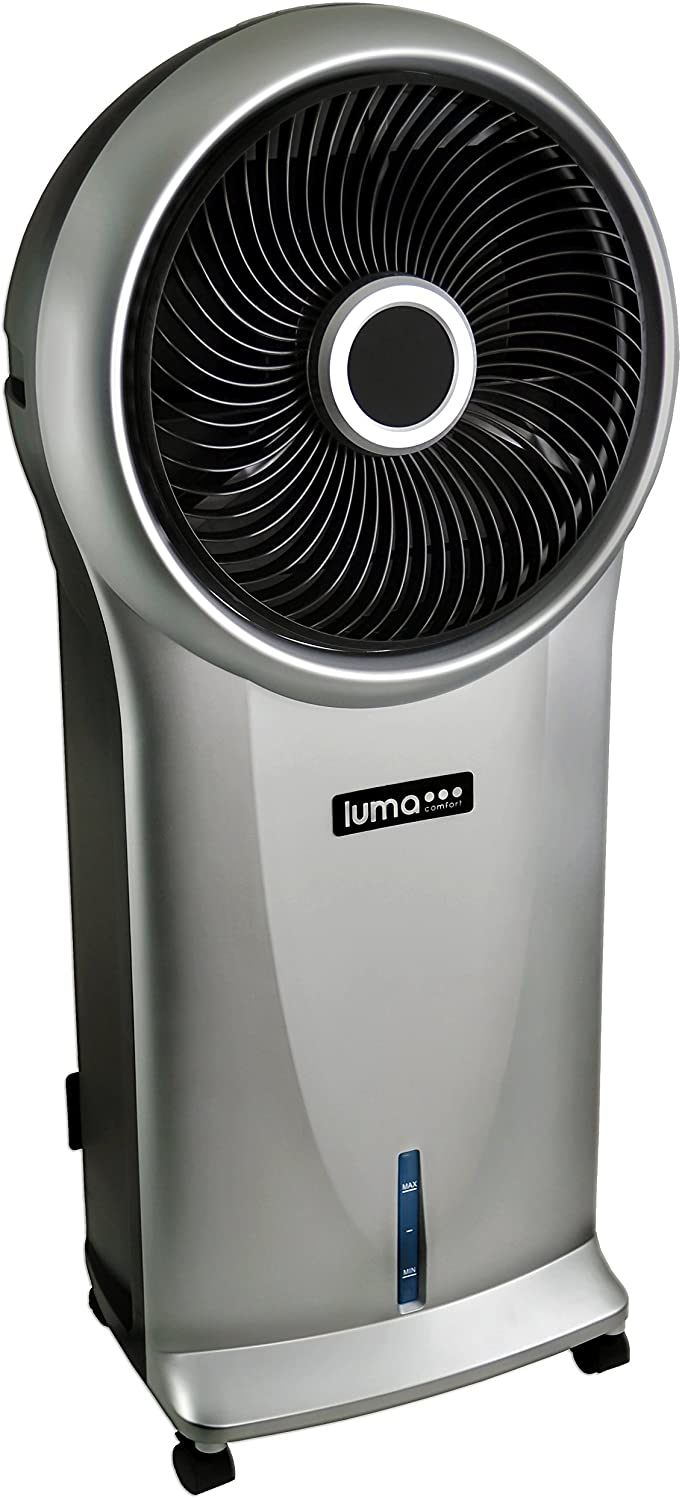 Our Rated #2: Luma Comfort EC110S Portable Evaporative Cooler