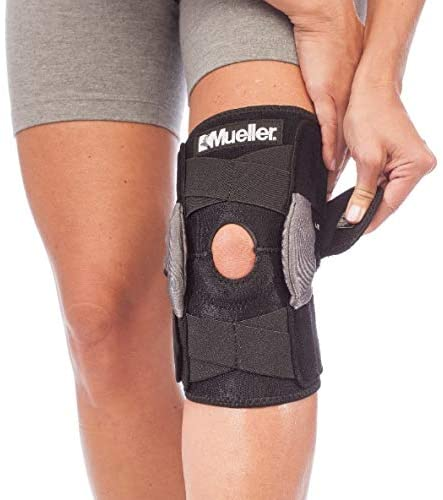 Best Budget: Mueller Adjustable Hinged Knee Brace