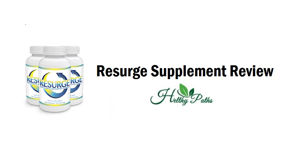 Resurge Supplement Reviews (Updated) Does It Work?