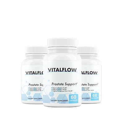 Vitalflow Scam or Legit bottles