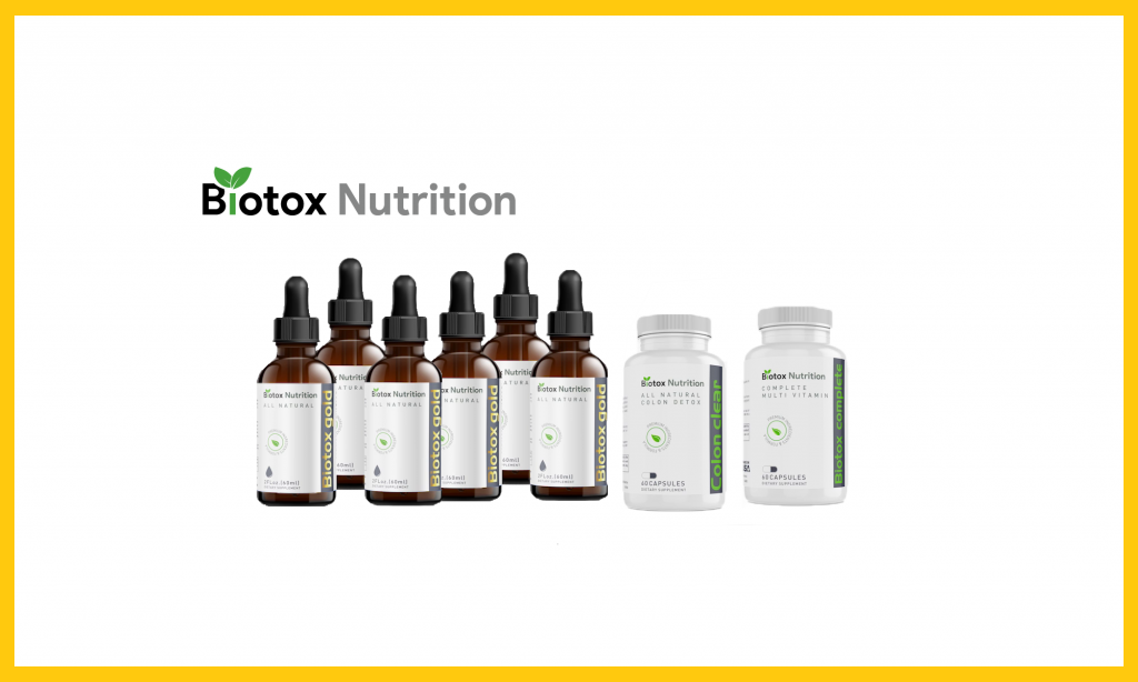 Biotox Gold Nutrition Review (Is Biotox Gold a Scam)