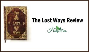 The Lost Ways Book Scam